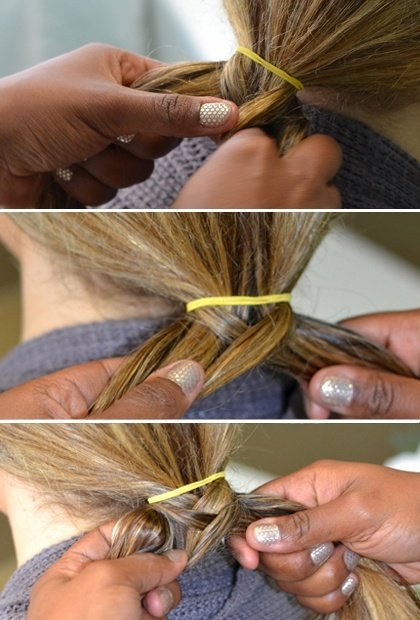 Ways to Make a Fishtail Braid