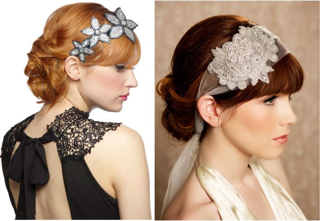 best gatsby headband