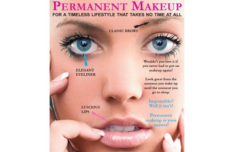 Cosmetic Tattoo tips