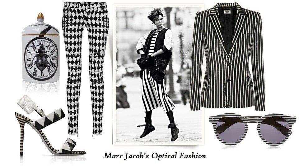 marc jacob optical fashion