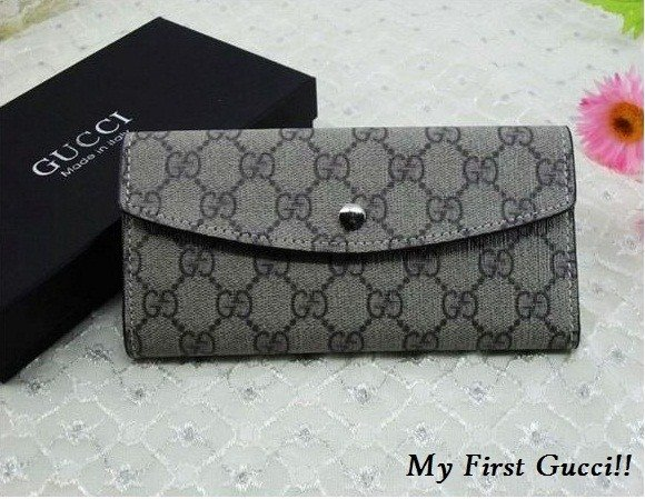 my first gucci
