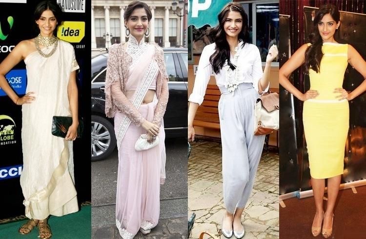 Sonam Kapoor Best Dresses