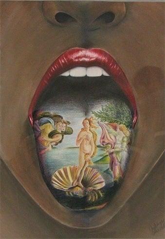 Tongue Tattoo Ideas