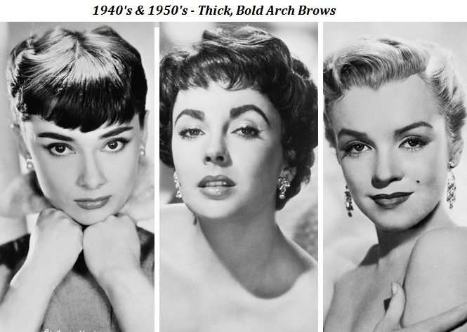 1940's-1950's-thick-eyebrows