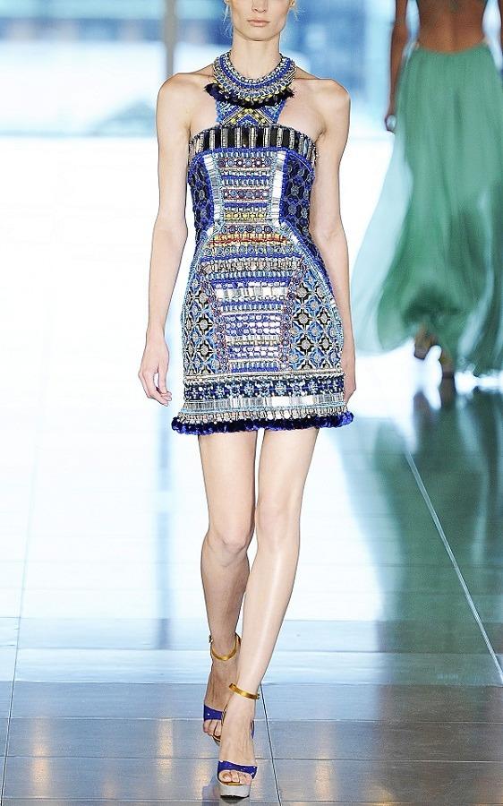 Matthew Williamson RTW Spring Summer Fashion Week