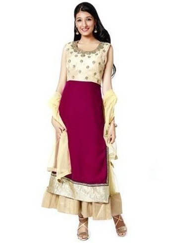 Eid Asymmetrical Dress