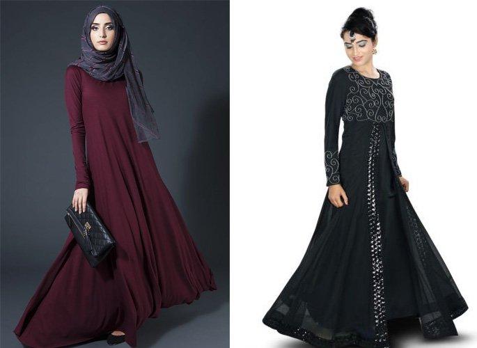 Frock Abaya