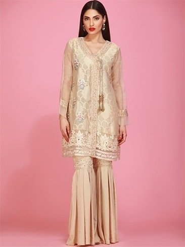 Gharara Pants for Eid