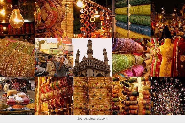 Laad Bazaar Chudi Bazaar Hyderabad
