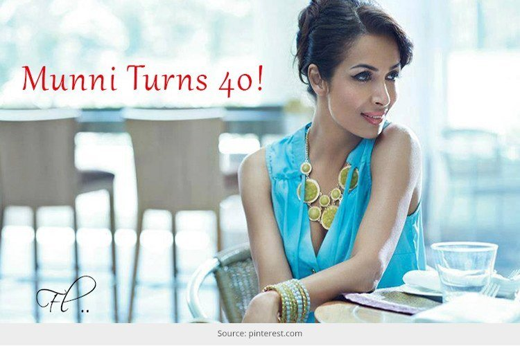Malaika Arora Khan turns 40