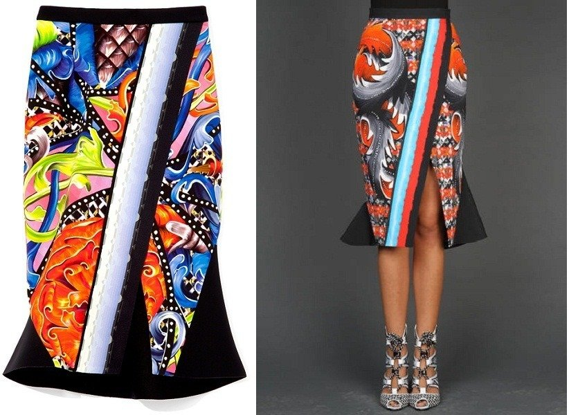 Michon Skirt by Peter Pilotto