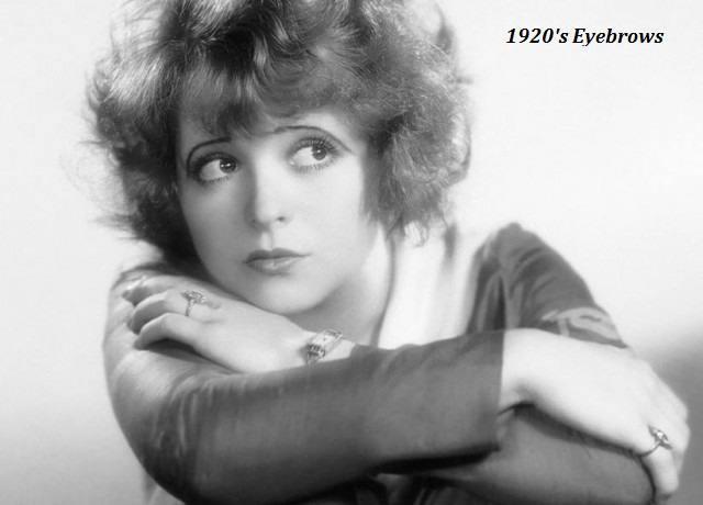 1920's-eyebrows