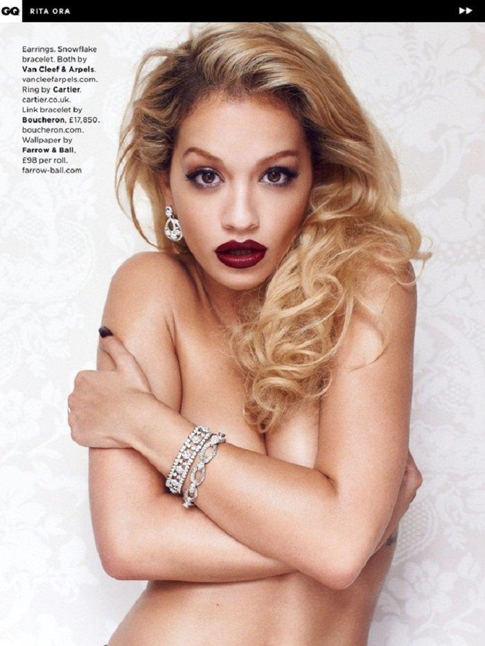 Rita Ora Magazine Cover