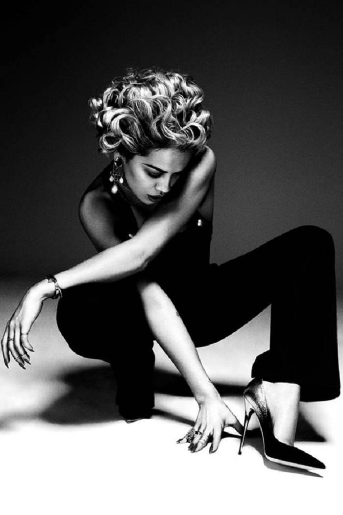 Rita Ora by Damon Baker for Interview Magazine Cover