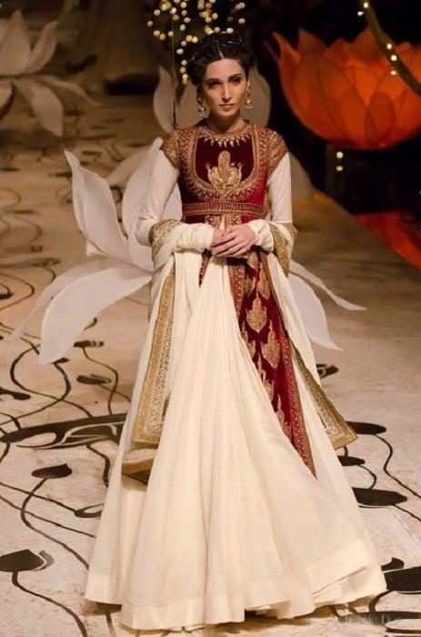 Rohit Bal Bridal Collection At Indian Bridal Fashion