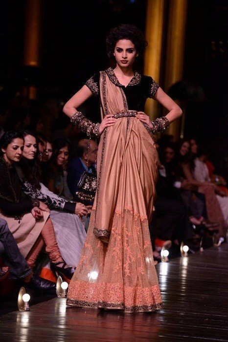Lakme Fashion Week 2013: Was This Sabyasachi's Best Show Ever Sabyasachi Lakme Fashion Week Winter Festive 2013