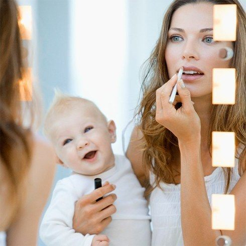 Beauty Tips for Busy Moms