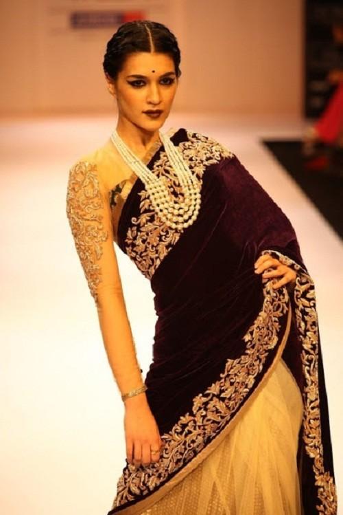 bhargavi kunam sarees top collections