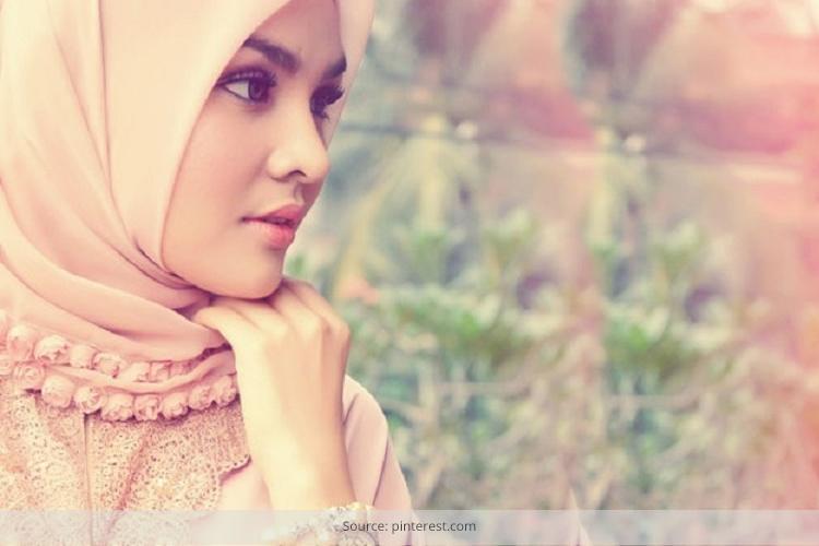 hijab pastel colors