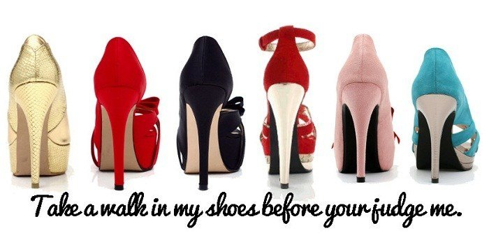 quotes on shoes