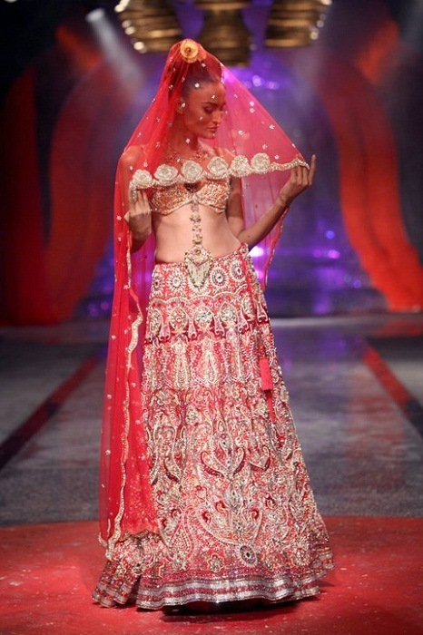 suneet verma bridal collection