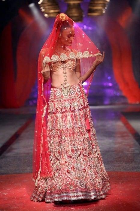 suneet verma bridal collection