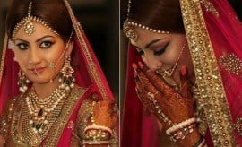 Top 5 Indian Bridal Style