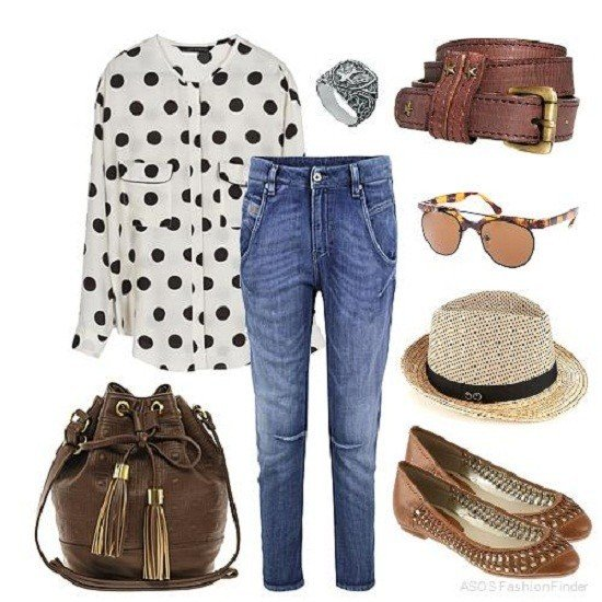 womens best casual style