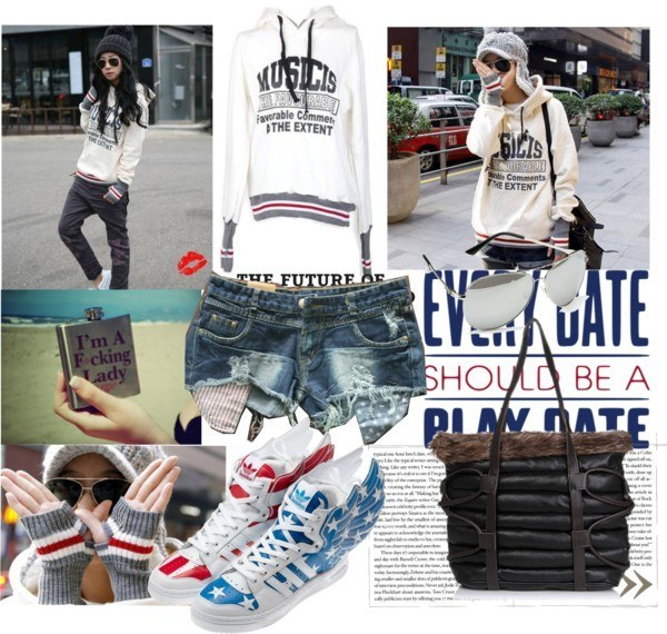 womens sporty style