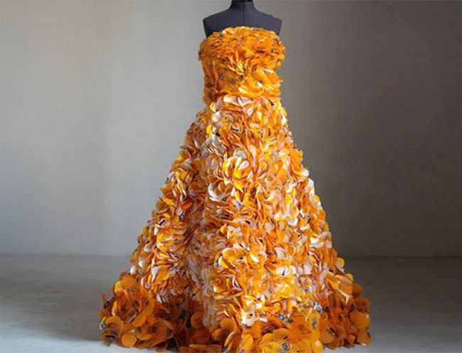 wrapper dress