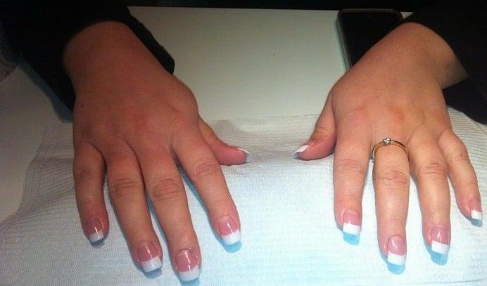 Arcylic Nails