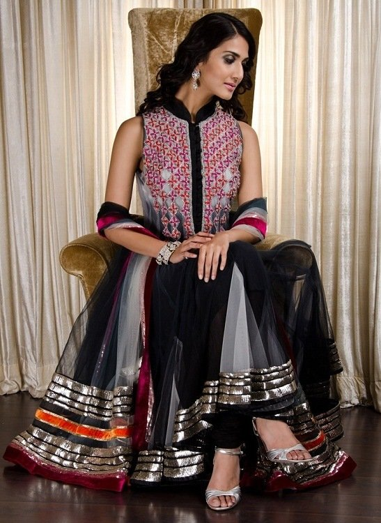 Biba By Rohit Bal Women Anarkali Salwar Suit