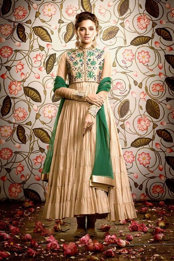 Biba By Rohit Bal Women Anarkali
