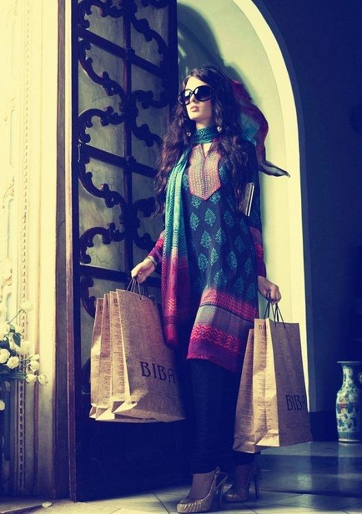Biba Salwar suits