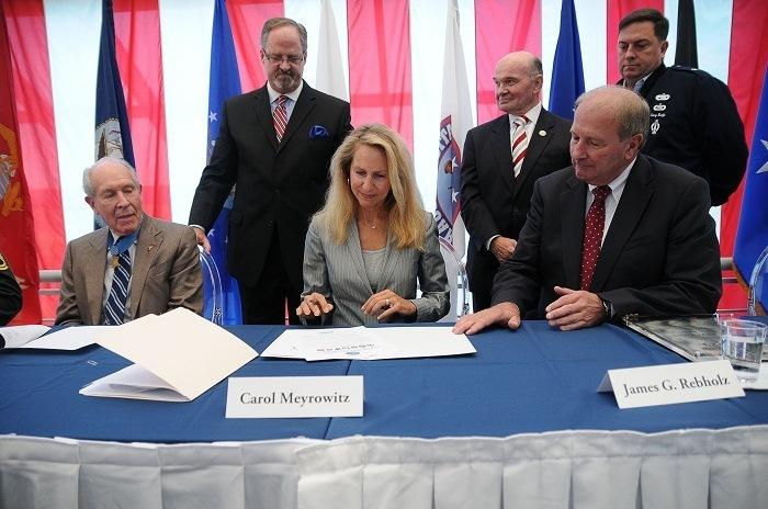 Carol Meyrowitz CEO