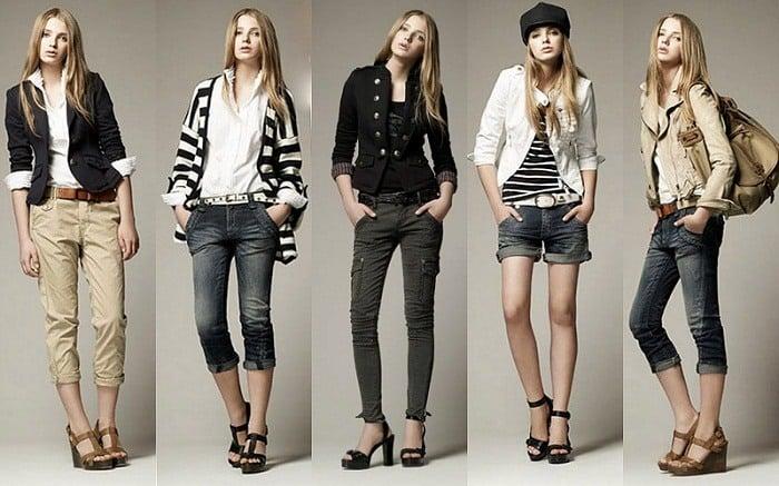 Denims must girls wardrobe