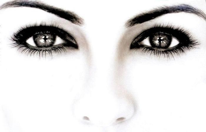 Enhanced sexy eyes
