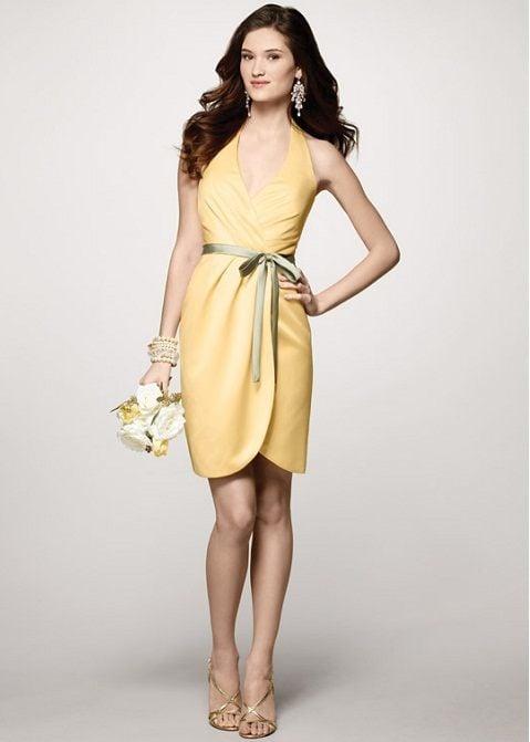 Halteneck Dress
