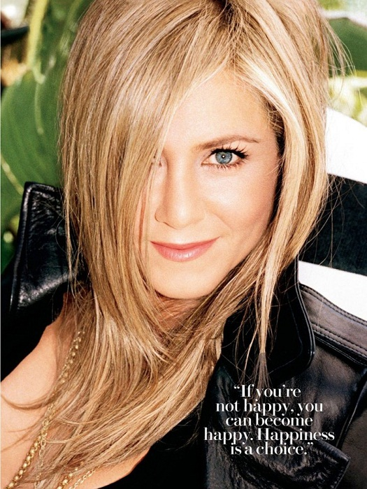 Jennifer Aniston Glamour September