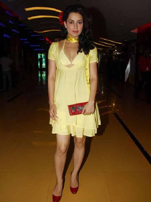 Kangana Ranaut fashion disaster