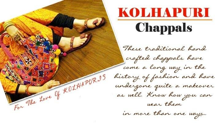 Kolhapuri Chappals