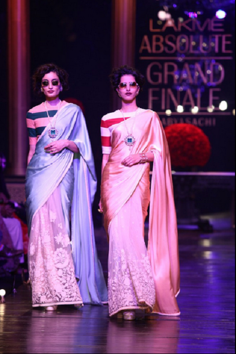 Lakme Fashion Week Sabyasachi Mukherjee Grand Final