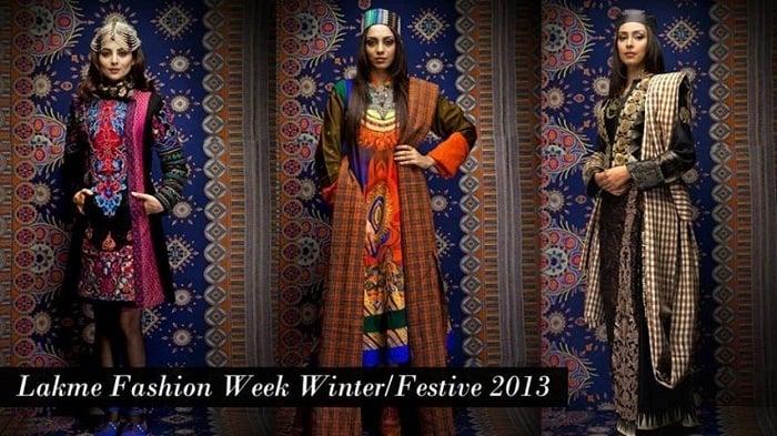 Lakme Fashion Week Winter Festive 2013 Ritu Kumar