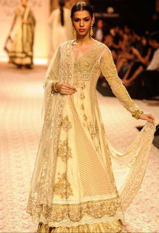 Lakme Fashion Week Winter Festive Ritu Kumar