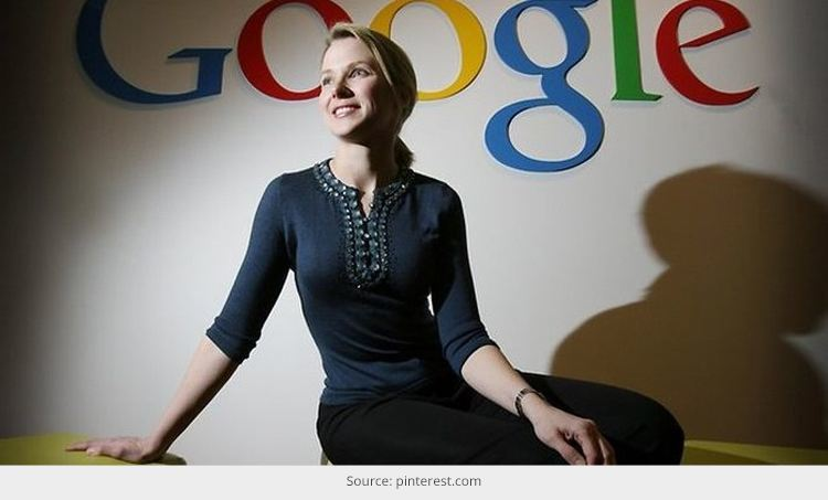 Marissa Mayer Fashionable Look
