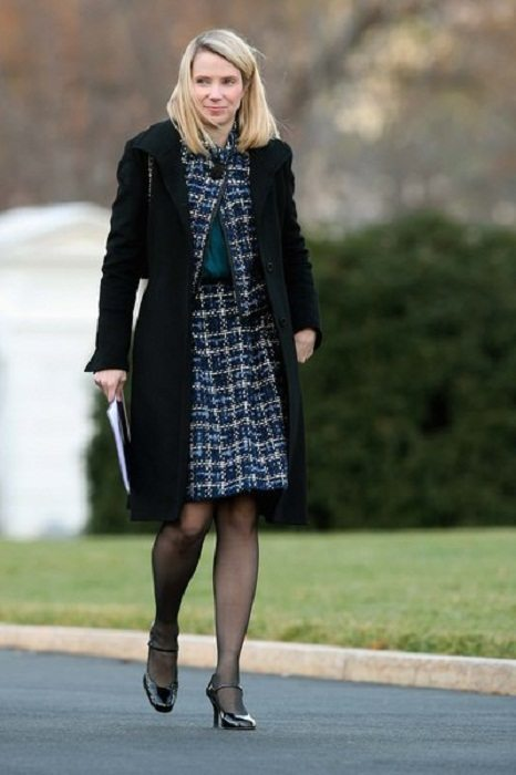 Marissa Mayer fashion