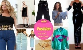 Most Ridiculous Fashion Trends