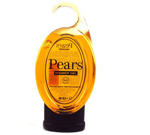 Pears Shower Gel for skin