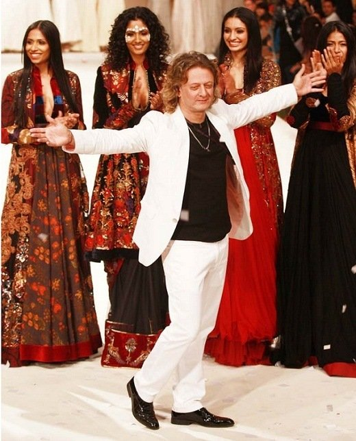 Rohit Bal Best Fashion Show