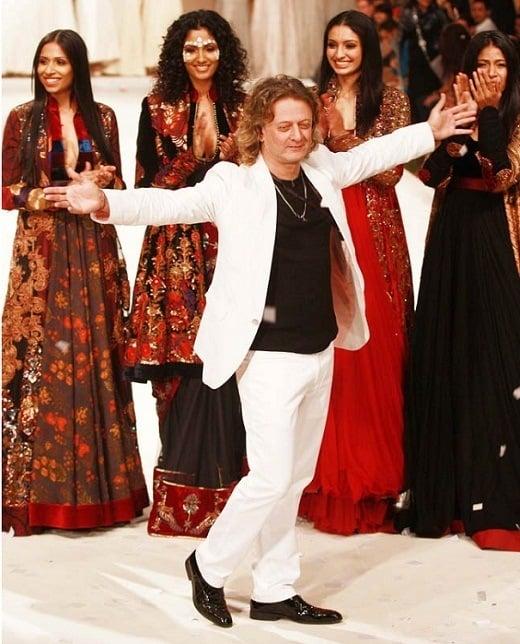 Rohit Bal Best Fashion Show